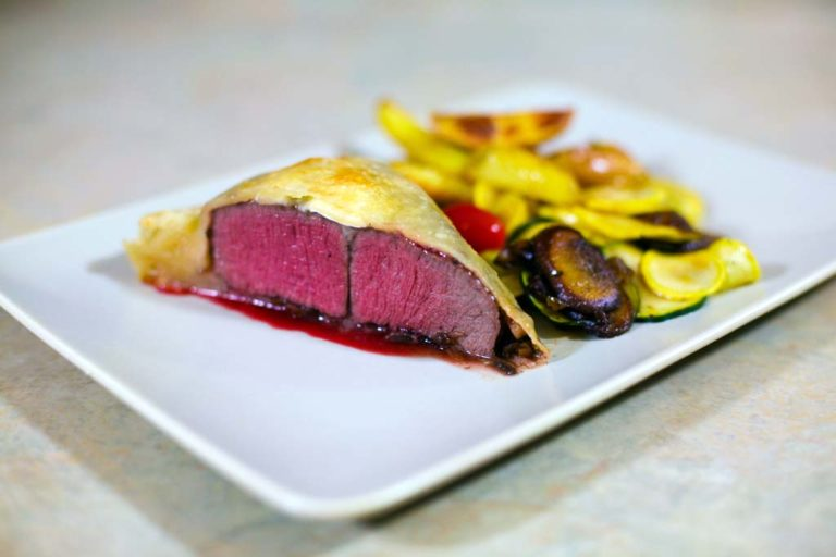 Bison Wellington