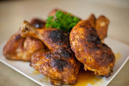 Broiled Quartered Chicken How To Cook Meat