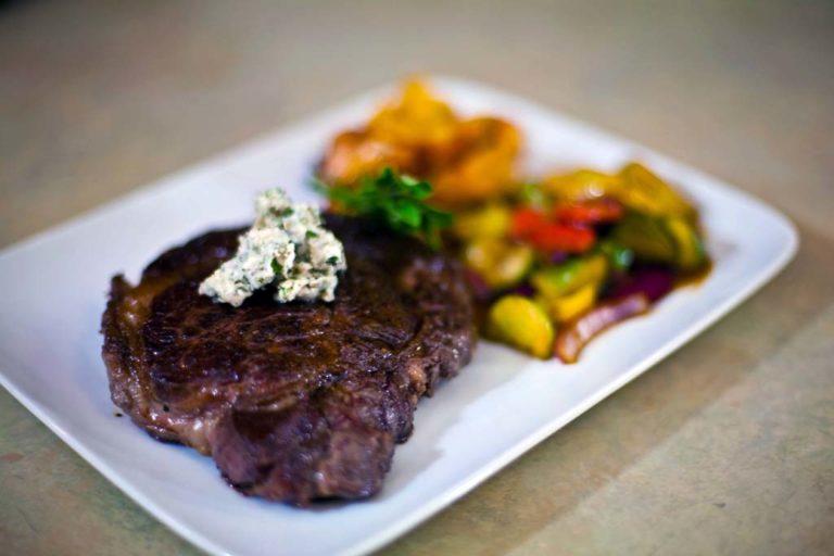 Pan-Fried Beef Steak