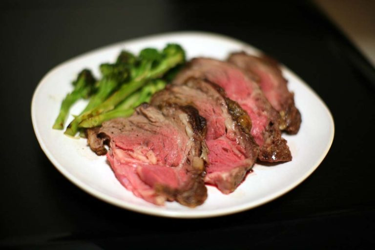 Slow Roast Beef