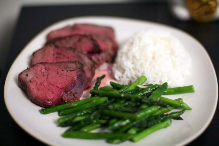 Roasted Sirloin Tip