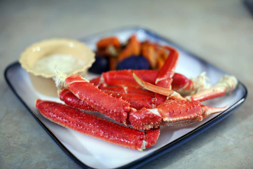 Steamed Snow Crab How To Cook Meat
